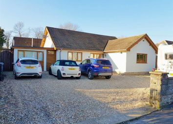 Thumbnail 4 bed detached bungalow for sale in Maesmawr Close, Talybont-On-Usk, Brecon