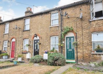 2 bed terraced house for sale in Main Road, Sutton At Hone, Dartford, Kent DA4