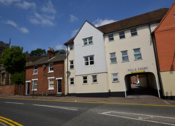 Thumbnail 1 bed flat to rent in Villa Court, Hythe Hill, Essex