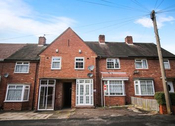 Thumbnail 3 bed terraced house for sale in Hales Crescent, Bearwood, Smethwick