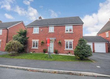 Thumbnail 4 bed detached house for sale in Hampshire Avenue, Buckshaw Village, Chorley