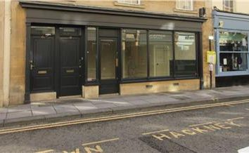Thumbnail Retail premises to let in Ground Floor & Basement, 15 Cheap Street, Bath, Bath And North East Somerset