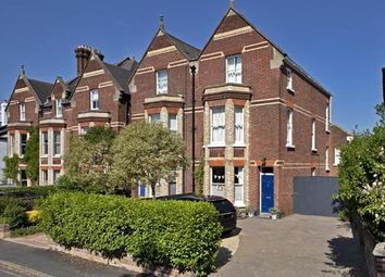 Thumbnail 4 bed town house for sale in St. Leonards Road, Exeter, Devon