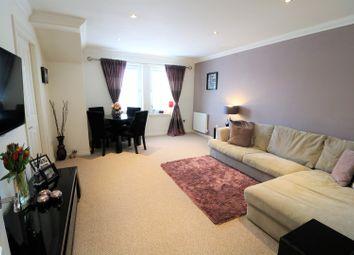 Thumbnail 2 bed flat for sale in 1 Robert Breton Court, Larbert