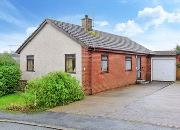 Thumbnail 3 bed detached bungalow for sale in Llangoed, Beaumaris, Anglesey.