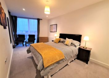 Thumbnail 1 bed flat to rent in 67 River Gardens Walk, London