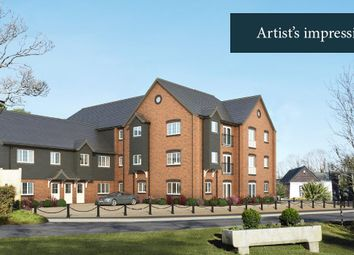 Thumbnail 1 bed flat for sale in Crown Drive, Heathfield