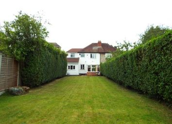Thumbnail 3 bed semi-detached house for sale in Bridle Lane, Sutton Coldfield, West Midlands