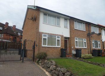 Thumbnail 2 bed flat to rent in Fountain Road, Edgbaston