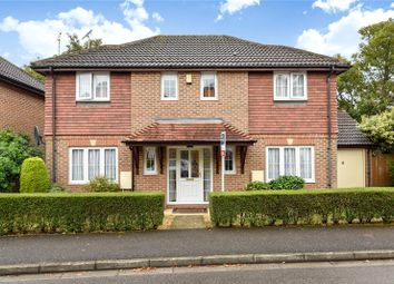 Thumbnail 4 bedroom detached house for sale in Barrington Drive, Harefield, Uxbridge, Middlesex