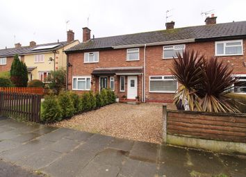 3 bed terraced house for sale in Old Hall Road, Northwich CW9