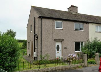 3 bed semi-detached house for sale in North View, Aspatria, Wigton CA7