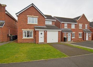 Thumbnail 3 bed detached house for sale in Arkless Grove, The Grove, Consett