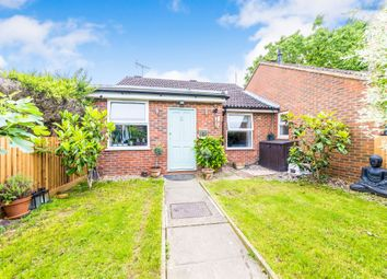 Thumbnail 3 bed terraced bungalow for sale in Creswick Court, Welwyn Garden City