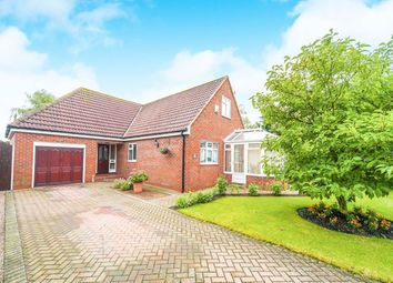 Thumbnail 3 bed detached house for sale in Dalton Lane, Halsham, Hull