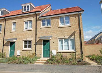 Thumbnail 3 bed end terrace house to rent in Hilperton, Trowbridge
