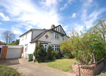 Thumbnail 4 bed semi-detached house for sale in Mashiters Walk, Romford