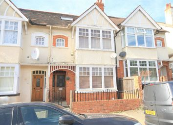 Thumbnail 4 bed terraced house for sale in Clarence Avenue, Queens Park, Northampton