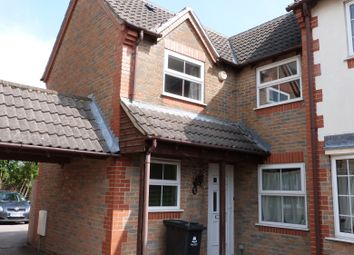 Thumbnail 2 bed end terrace house to rent in Cullingham Close, Staunton, Gloucester