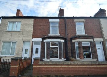 Thumbnail 2 bed terraced house for sale in Cannon Street, Castleford