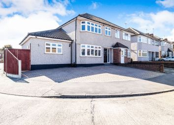Thumbnail 3 bed semi-detached house for sale in Alfred Road, Aveley, South Ockendon
