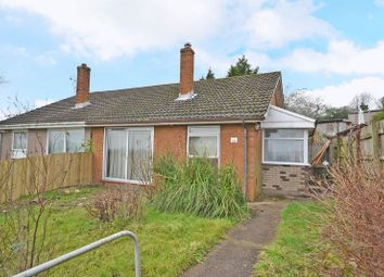 Thumbnail 2 bedroom semi-detached bungalow for sale in Aberthaw Circle, Newport