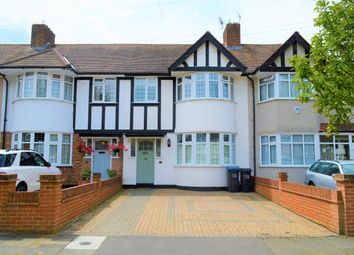 3 bed terraced house to rent in Rutland Drive, Morden, Surrey SM4