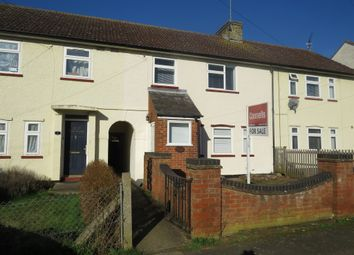 Thumbnail 3 bed terraced house for sale in Kendale Road, Hitchin