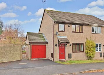 Thumbnail 3 bed semi-detached house for sale in Angelica Gardens, Horton Heath, Eastleigh