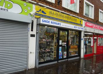 Thumbnail Retail premises for sale in 98 Station Road, Hampton