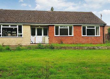 Thumbnail 3 bed detached bungalow for sale in Riverside Lane, Newbury