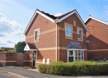 Thumbnail 3 bedroom detached house for sale in Primrose Close, Swindon