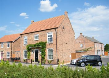 Thumbnail 4 bed detached house for sale in Bishop Tozer Close, Burgh Le Marsh, Lincolnshire