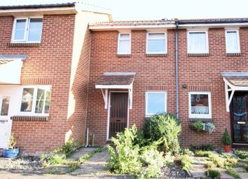 Thumbnail 2 bed terraced house for sale in Harrier Close, Lee-On-The-Solent