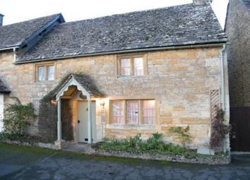 Thumbnail 2 bed property to rent in The Square, Lower Slaughter, Cheltenham