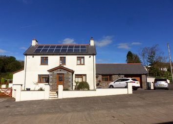 Thumbnail 4 bed detached house for sale in Llanddarog Road, Carmarthen, Carmarthenshire.