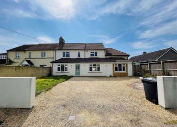 Thumbnail 5 bed semi-detached house for sale in Snarlton Lane, Melksham