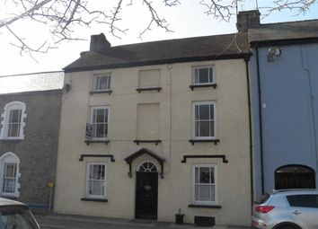 Thumbnail 4 bed terraced house for sale in King Street, Laugharne, Carmarthen