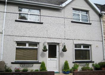 Thumbnail 2 bed terraced house to rent in Halls Road Terrace, Crosskeys, Newport