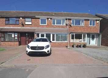 Thumbnail 3 bed terraced house for sale in Glenwood Close, Hull, Yorkshire