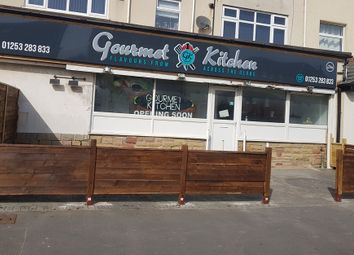 Thumbnail Restaurant/cafe for sale in Beach Road, Thornton Cleavelys