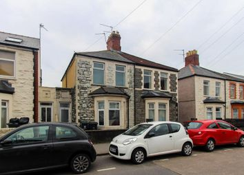 Thumbnail 1 bed flat to rent in Wyeverne Road, Cathays, Cardiff