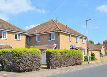 Thumbnail 1 bed property for sale in Beaver Close, Eaton Socon, St Neots, Cambridgeshire