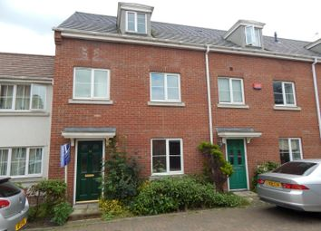 Thumbnail 4 bedroom terraced house to rent in Bobbin Road, Norwich