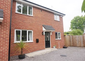 Thumbnail 2 bed semi-detached house for sale in Shaw Lane, Bromsgrove