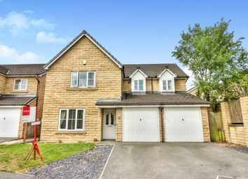 Thumbnail 5 bed detached house for sale in Pinewood Drive, Nelson, Lancashire