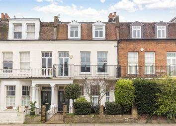 Thumbnail 4 bedroom terraced house for sale in Hurlingham Road, Fulham, London