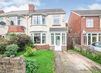 Thumbnail 3 bed semi-detached house for sale in Redditch Road, Kings Norton, Birmingham, West Midlands