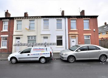 Thumbnail 2 bedroom terraced house for sale in Handsworth Road, North Shore, Blackpool, Lancashire