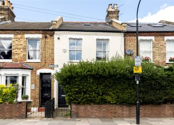 Thumbnail 4 bed terraced house for sale in Hugon Road, Parsons Green, Fulham, London
